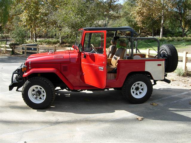 1979 Toyota Land Cruiser FJ (CC-1305203) for sale in Mission Viejo, California