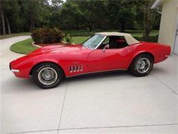 1969 Chevrolet Corvette Stingray (CC-1305208) for sale in Sarasota, Florida