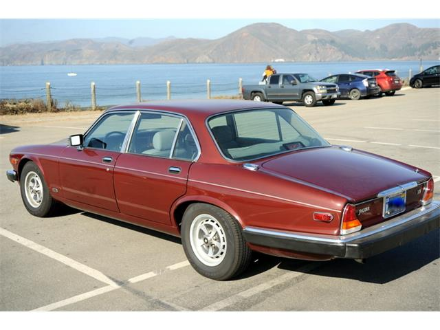 1986 Jaguar XJ6 (CC-1305216) for sale in San Francisco, California