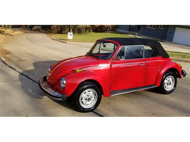 1979 Volkswagen Convertible (CC-1305217) for sale in Moline, Illinois
