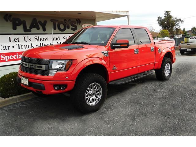2011 Ford Raptor (CC-1305220) for sale in Redlands, California
