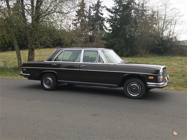 1970 Mercedes-Benz 300SEL (CC-1305229) for sale in Anacortes, Washington