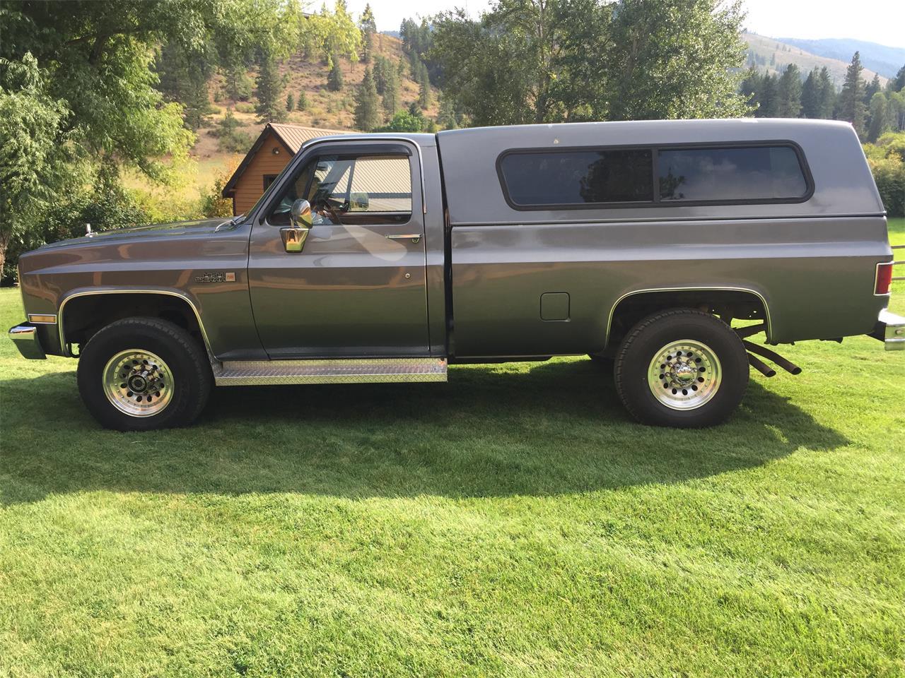 for sale 1987 gmc sierra 2500 in twisp , washington cars - twisp, wa at geebo