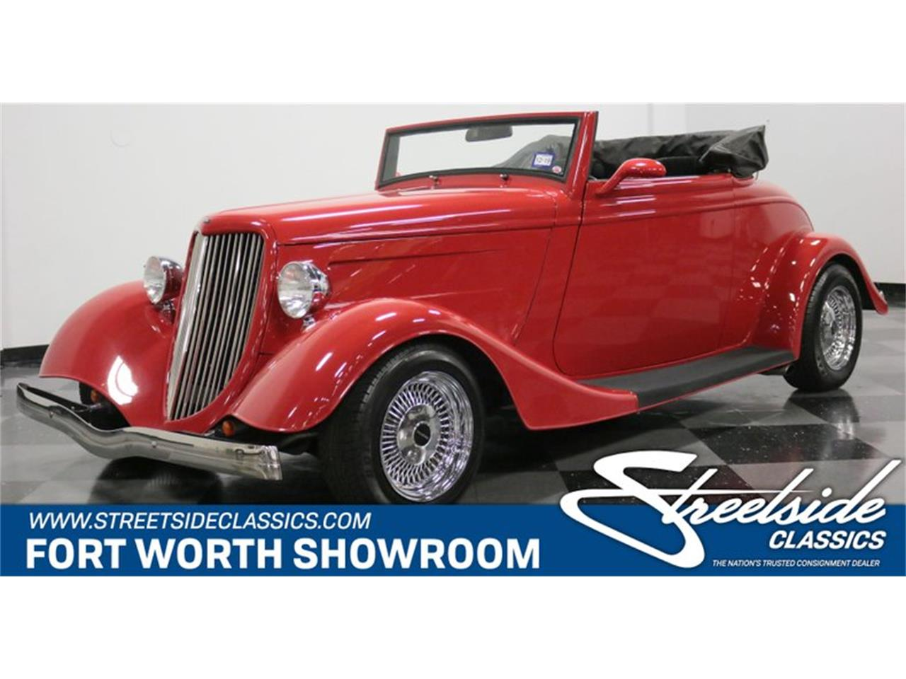 1934 Ford Cabriolet (CC-1305242) for sale in Ft Worth, Texas