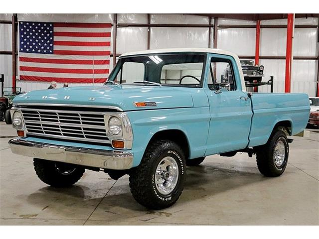 1968 Ford F100 (CC-1305249) for sale in Kentwood, Michigan