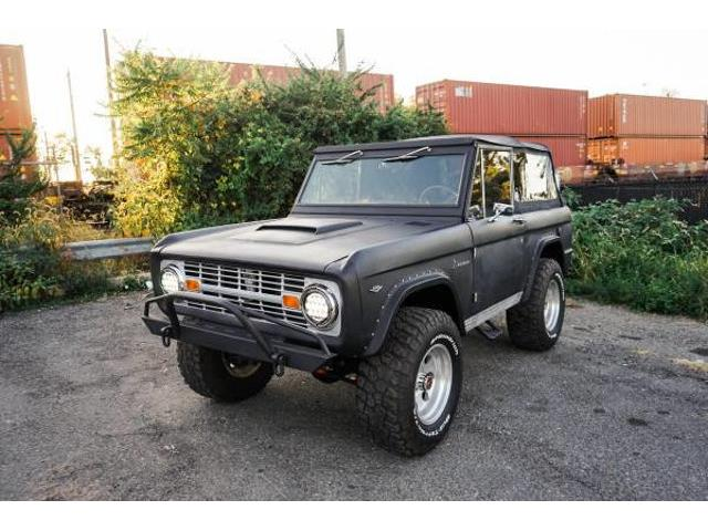 1967 Ford Bronco (CC-1305258) for sale in Long Island, New York