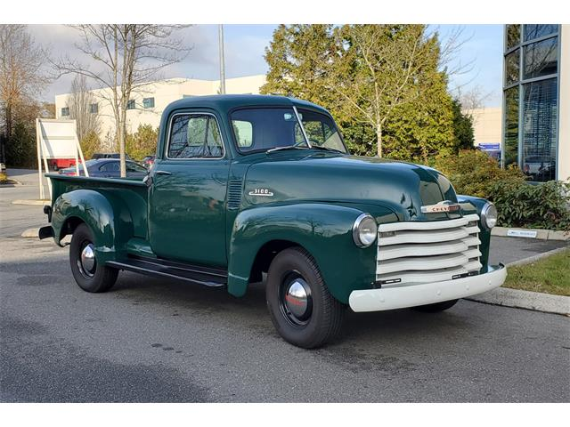 1950 Chevrolet 3100 (CC-1305277) for sale in Scottsdale, Arizona