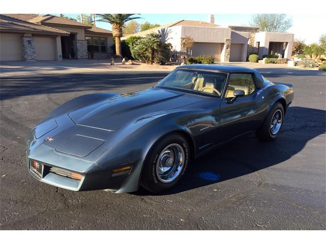 1982 Chevrolet Corvette (CC-1305283) for sale in Scottsdale, Arizona