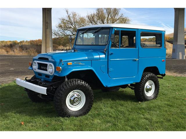 1971 Toyota Land Cruiser FJ (CC-1305288) for sale in Scottsdale, Arizona