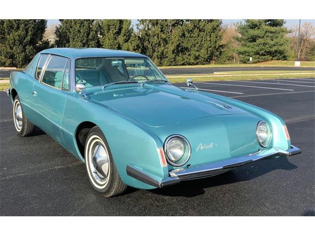1963 Studebaker Avanti (CC-1300053) for sale in West Chester, Pennsylvania