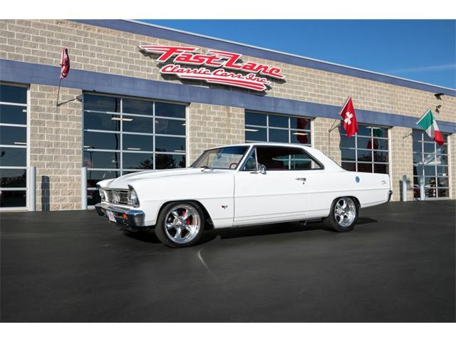 1966 Chevrolet Nova (CC-1305338) for sale in St. Charles, Missouri