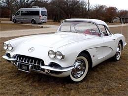 1960 Chevrolet Corvette (CC-1305342) for sale in Arlington, Texas