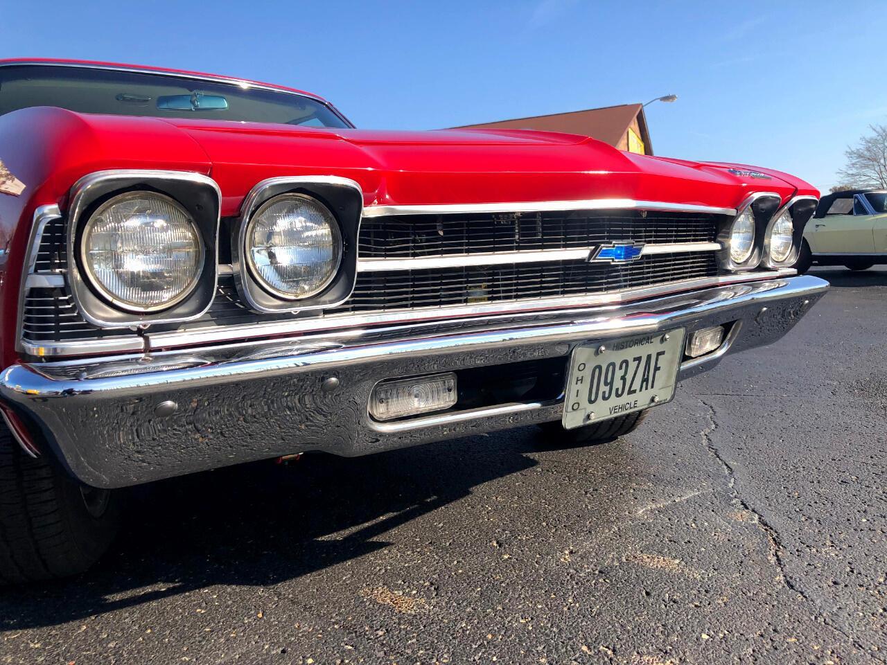 1969 Chevrolet Chevelle (CC-1305346) for sale in North Canton, Ohio