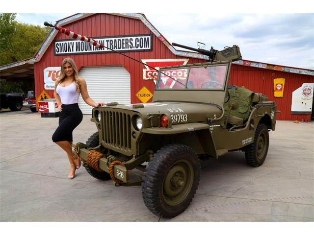 1947 Willys Military Jeep (CC-1305361) for sale in Lenoir City, Tennessee