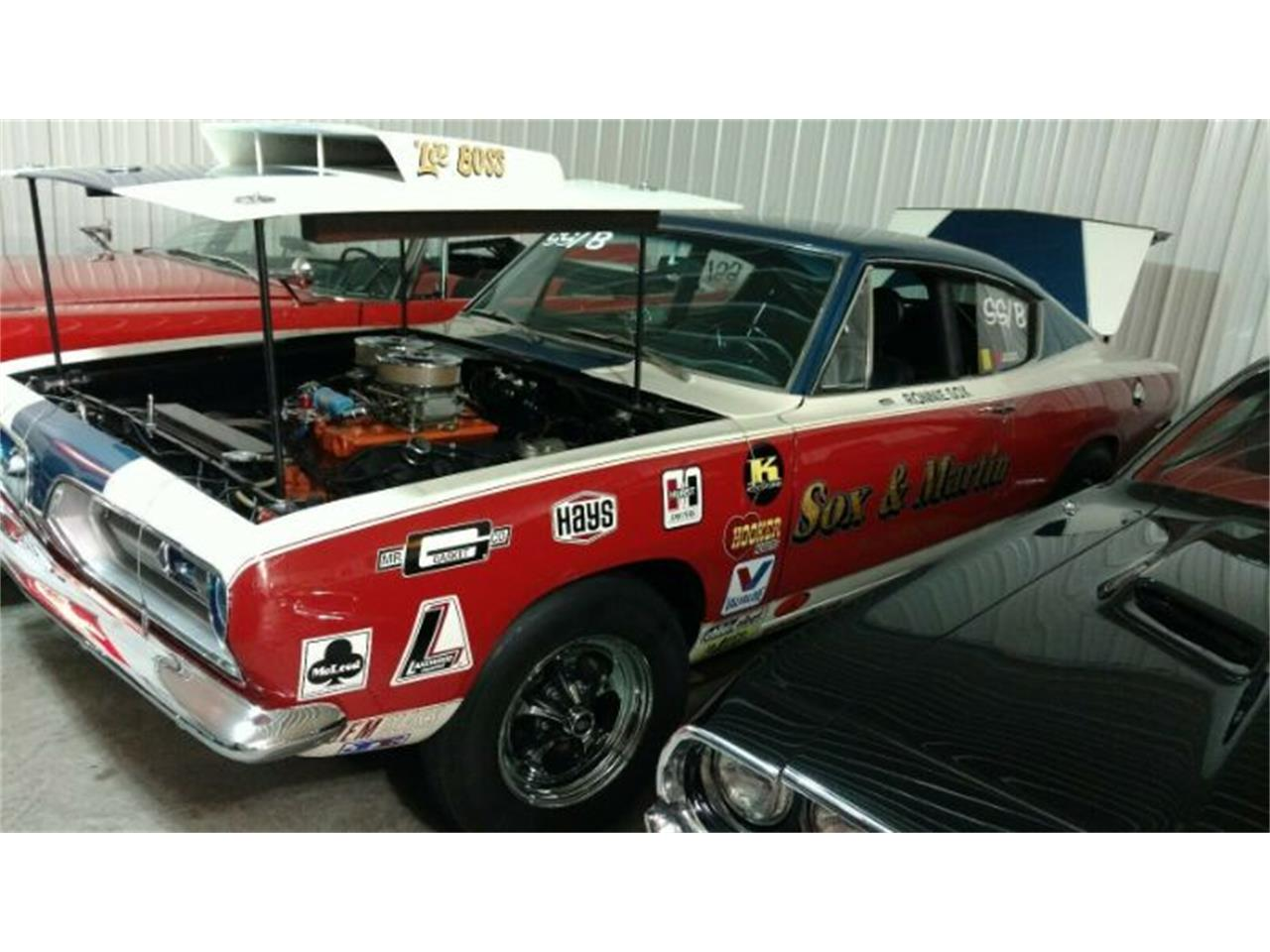 1968 Plymouth Barracuda (CC-1305379) for sale in Cadillac, Michigan