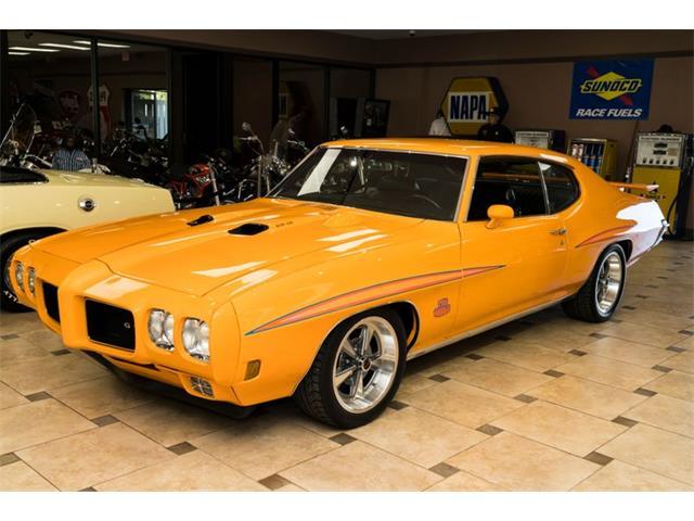 1970 Pontiac GTO (CC-1305390) for sale in Venice, Florida