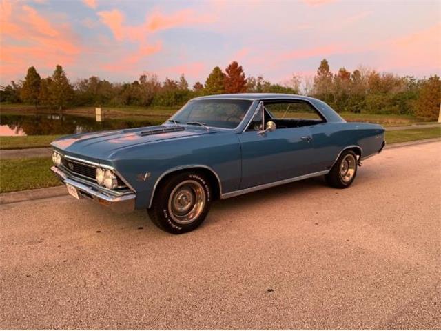 1966 Chevrolet Chevelle (CC-1305392) for sale in Cadillac, Michigan
