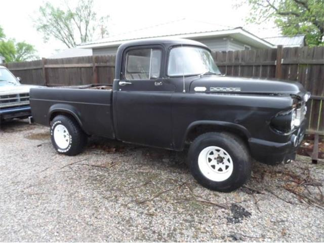 1960 Dodge Pickup (CC-1305395) for sale in Cadillac, Michigan