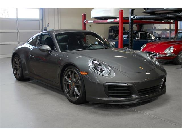 2017 Porsche 911 (CC-1300054) for sale in San Carlos, California