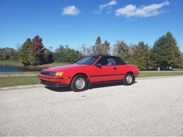 1987 Toyota Celica (CC-1305405) for sale in Cadillac, Michigan