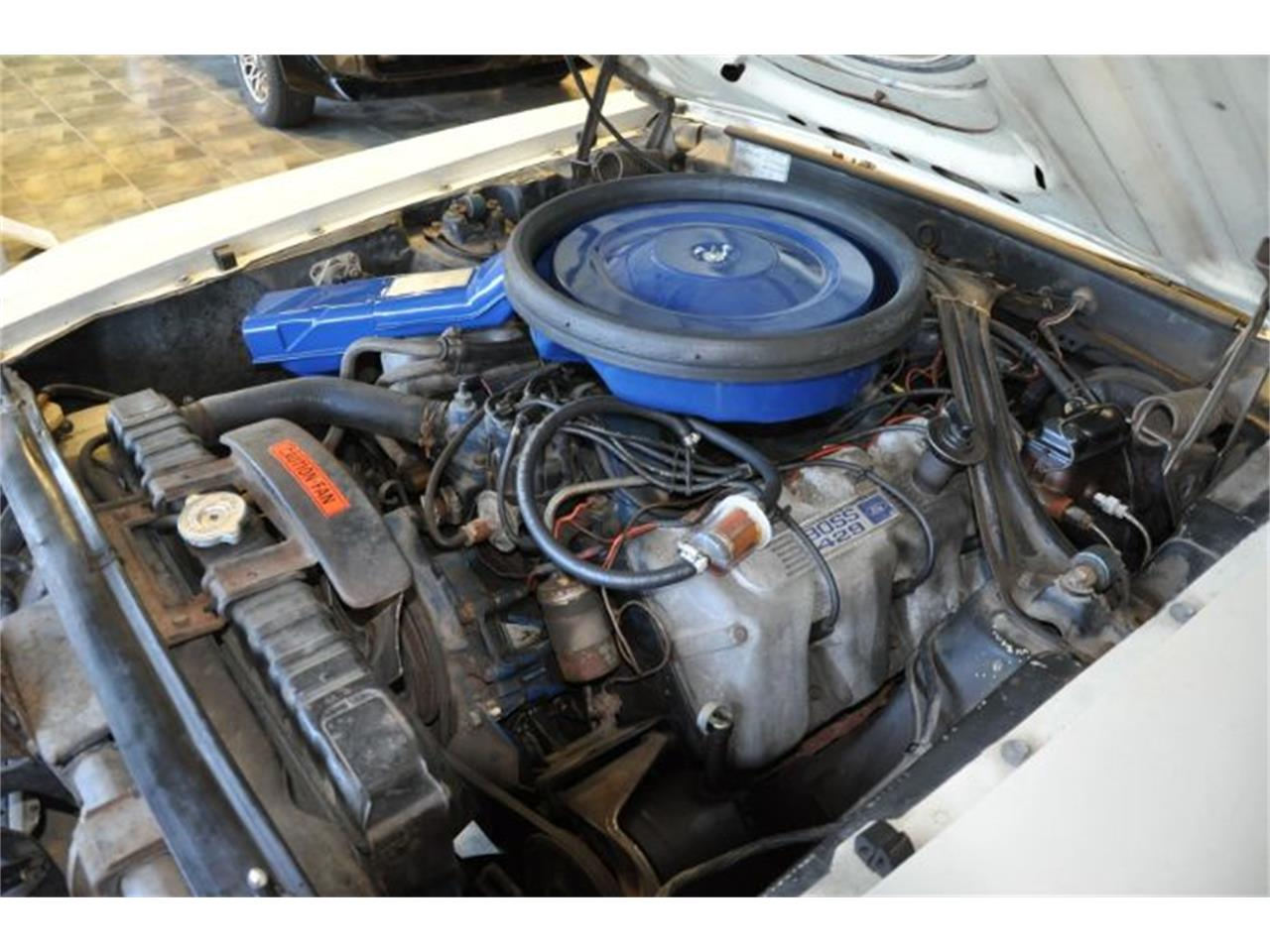 1969 Ford Mustang (CC-1305414) for sale in Cadillac, Michigan