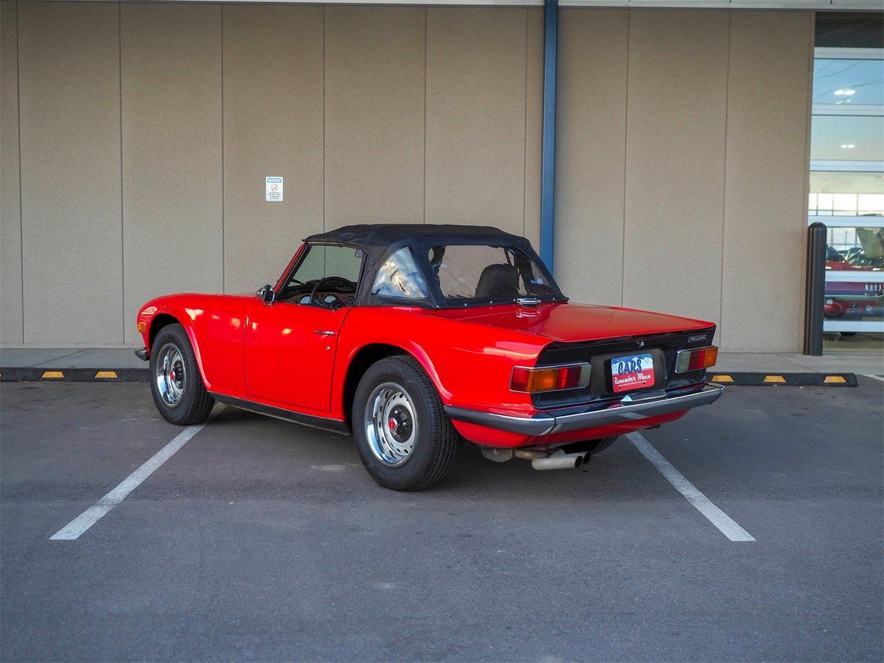 1969 Triumph TR6 (CC-1305420) for sale in Englewood, Colorado