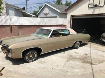 1969 Chevrolet Caprice (CC-1305422) for sale in Cadillac, Michigan
