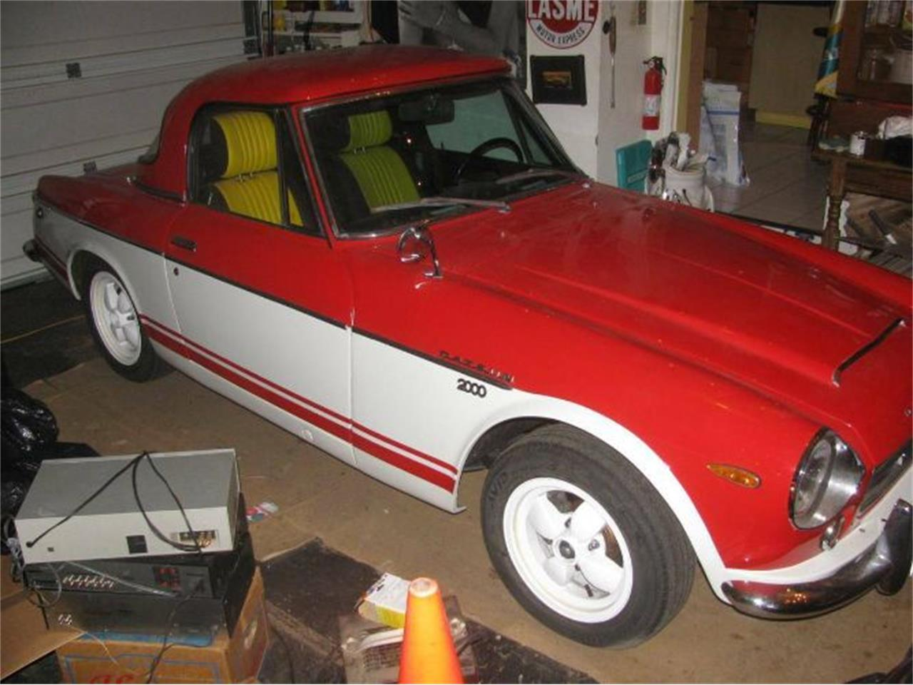 1969 Datsun Fairlady (CC-1305423) for sale in Cadillac, Michigan