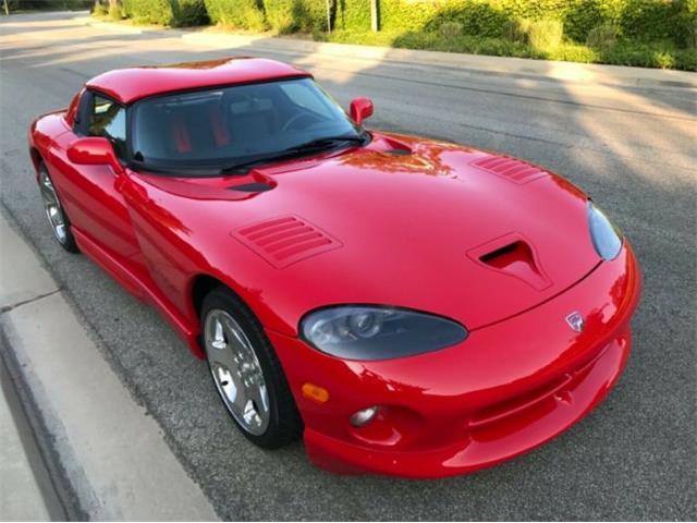2000 Dodge Viper (CC-1305426) for sale in Cadillac, Michigan