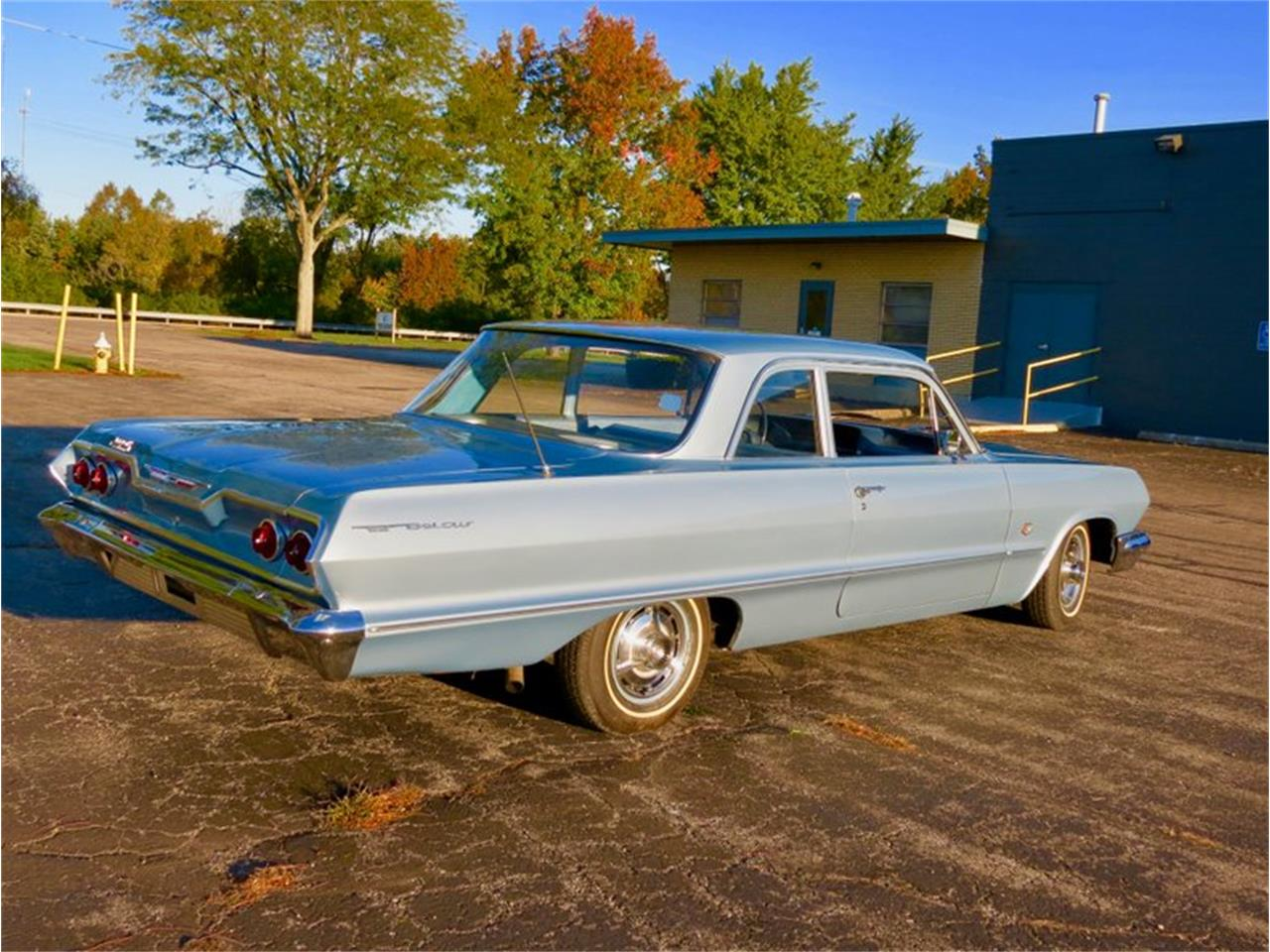 1963 Chevrolet Bel Air (CC-1305436) for sale in Dayton, Ohio