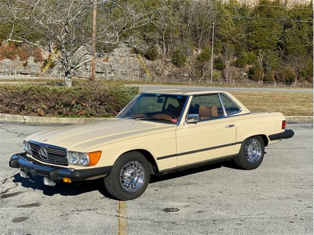 1976 Mercedes-Benz 450SL (CC-1305442) for sale in Cookeville, Tennessee