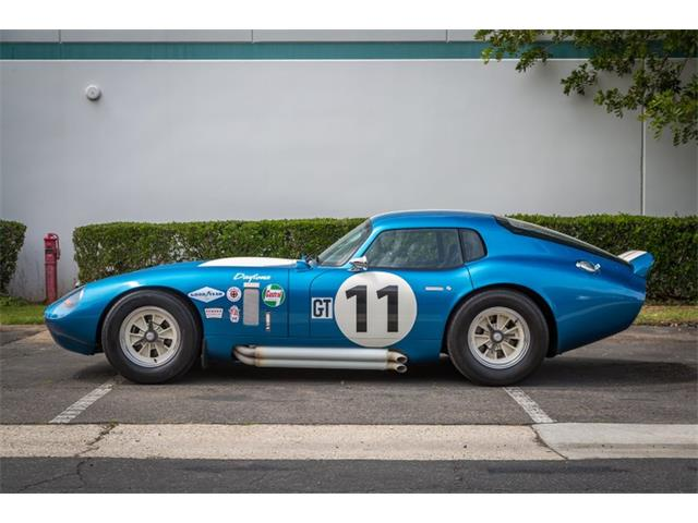 1965 Superformance Cobra