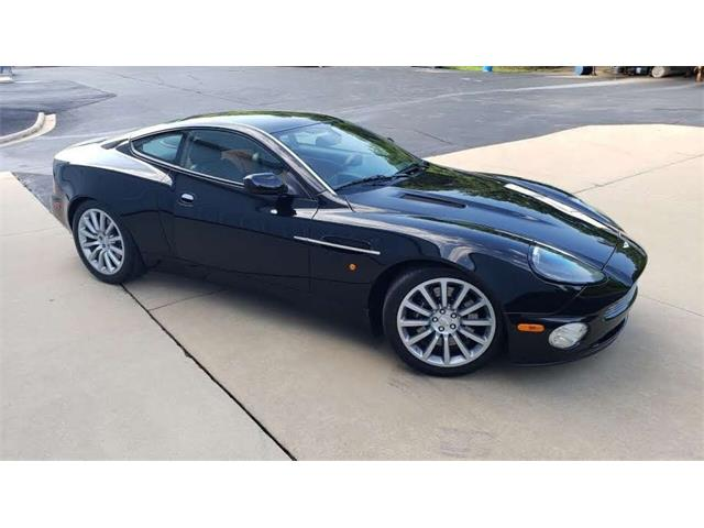 2003 Aston Martin V12 (CC-1305446) for sale in Charlotte, North Carolina