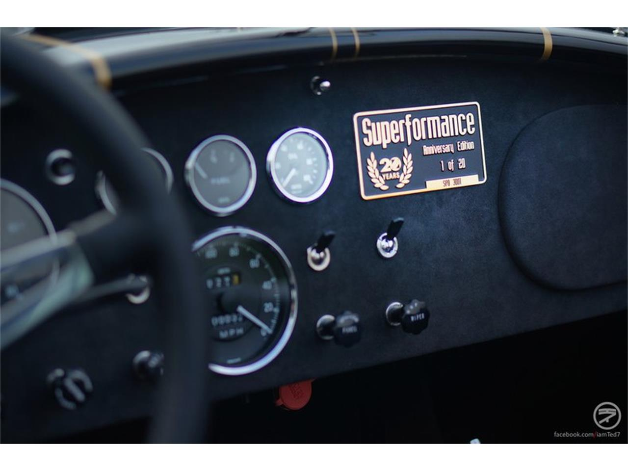 1900 Superformance MKIII (CC-1305447) for sale in Irvine, California