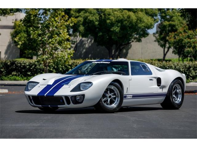 1969 Ford GT40 Mk I (CC-1305449) for sale in Irvine, California