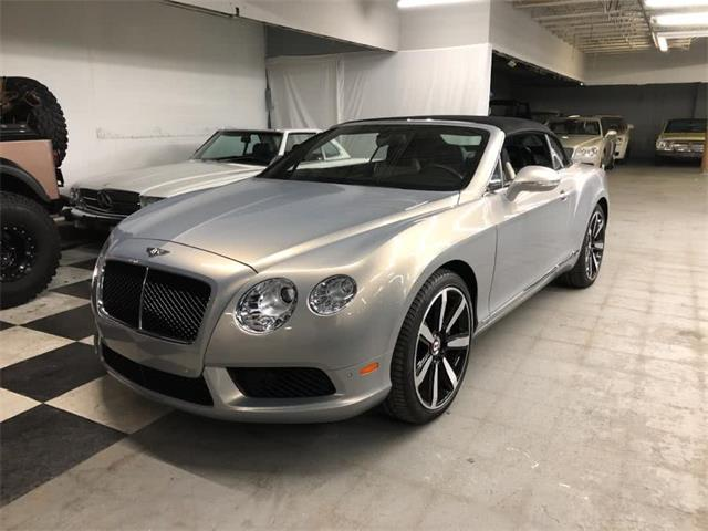 2013 Bentley Continental GT (CC-1305458) for sale in Waterbury, Connecticut
