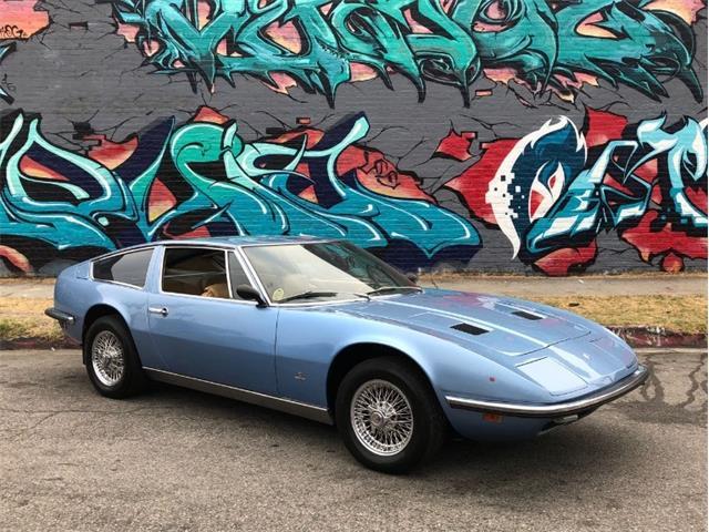 1970 Maserati Indy (CC-1305466) for sale in Los Angeles, California