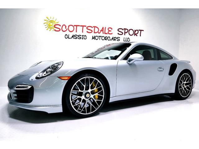 2014 Porsche 911 Turbo S (CC-1305476) for sale in Scottsdale, Arizona