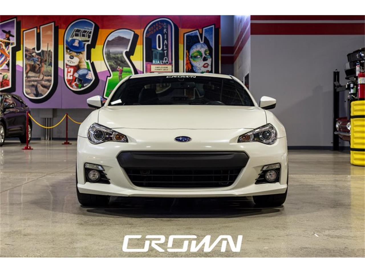 2016 Subaru BRZ (CC-1305484) for sale in Tucson, Arizona