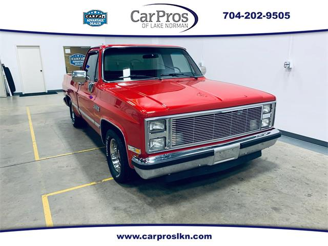1985 GMC Pickup (CC-1305490) for sale in Mooresville, North Carolina