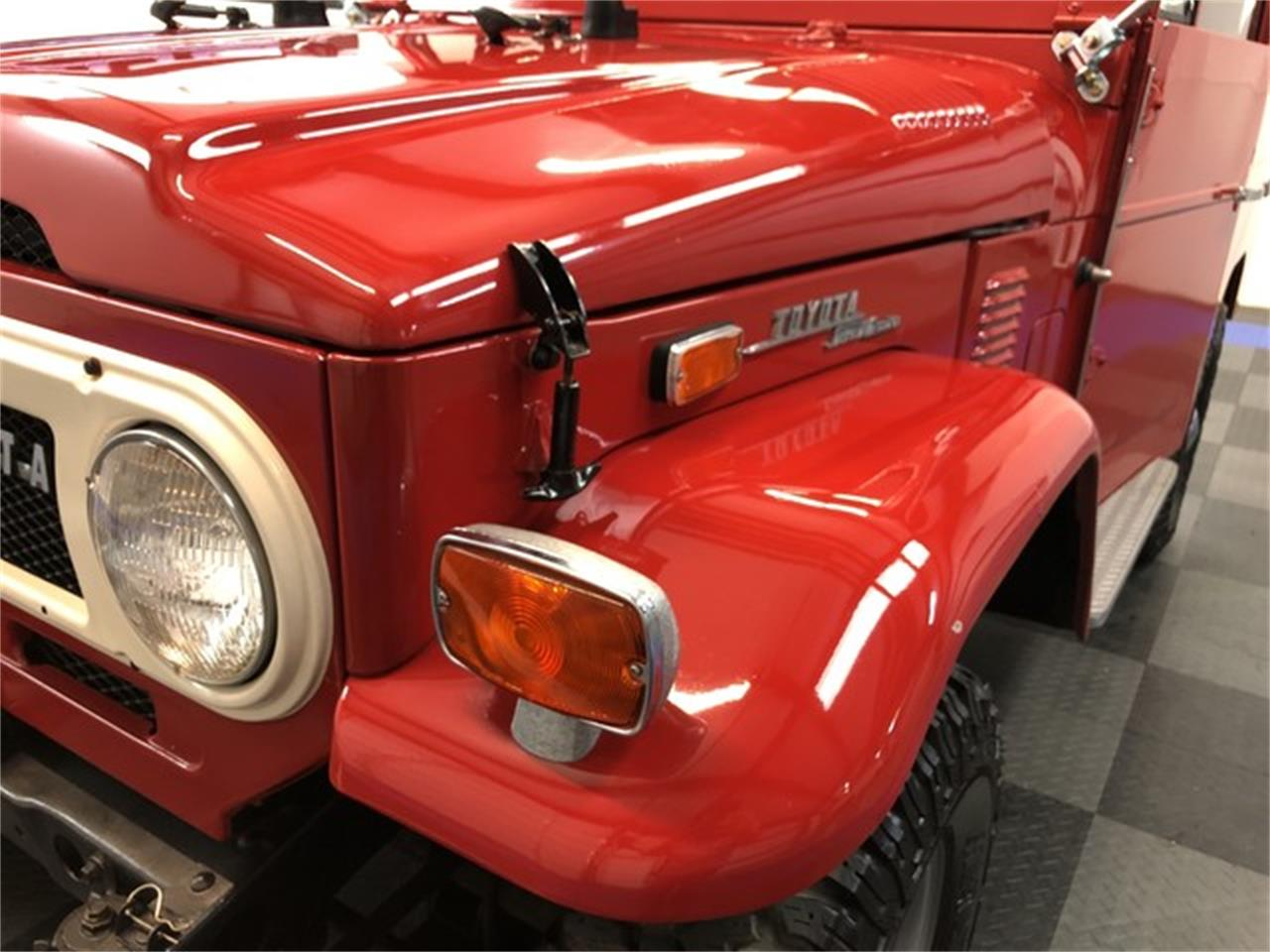 1972 Toyota Land Cruiser FJ (CC-1305499) for sale in Houston, Texas