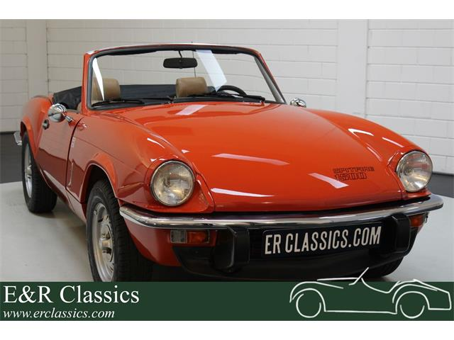 1977 Triumph Spitfire (CC-1305507) for sale in Waalwijk, Noord-Brabant