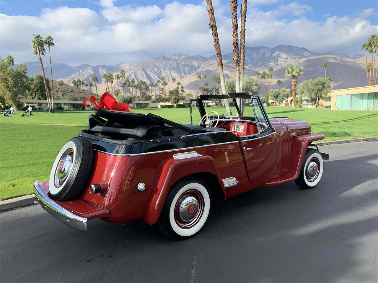 1950 Willys Jeepster (CC-1305509) for sale in Palm Springs, California