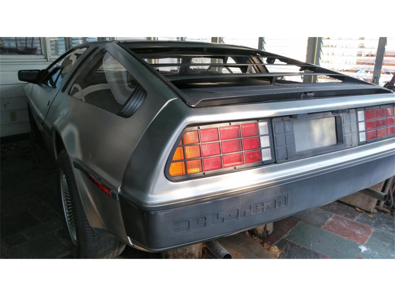 1981 DeLorean DMC-12 (CC-1305512) for sale in North Adams, Massachusetts