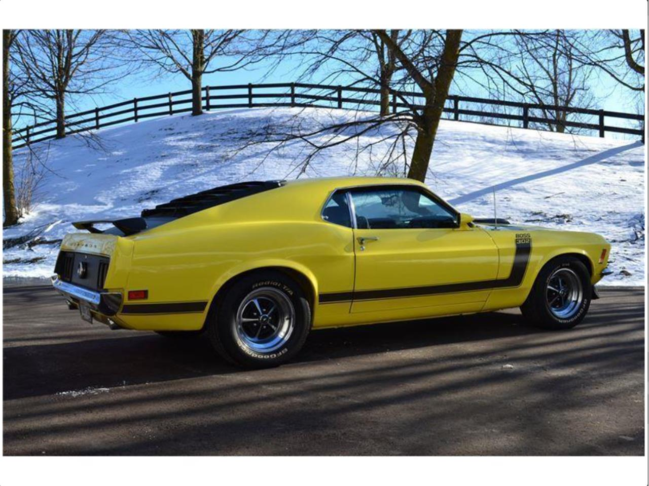 1970 Ford Mustang Boss 302 (CC-1305521) for sale in Toronto, Ontario