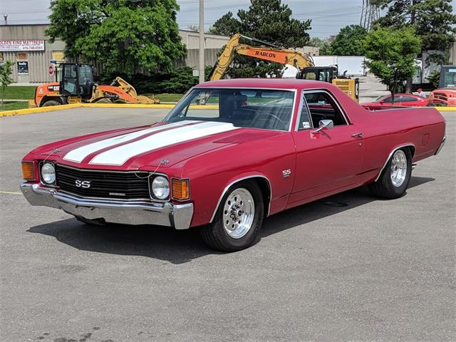 1972 Chevrolet El Camino (CC-1305525) for sale in Toronto, Ontario