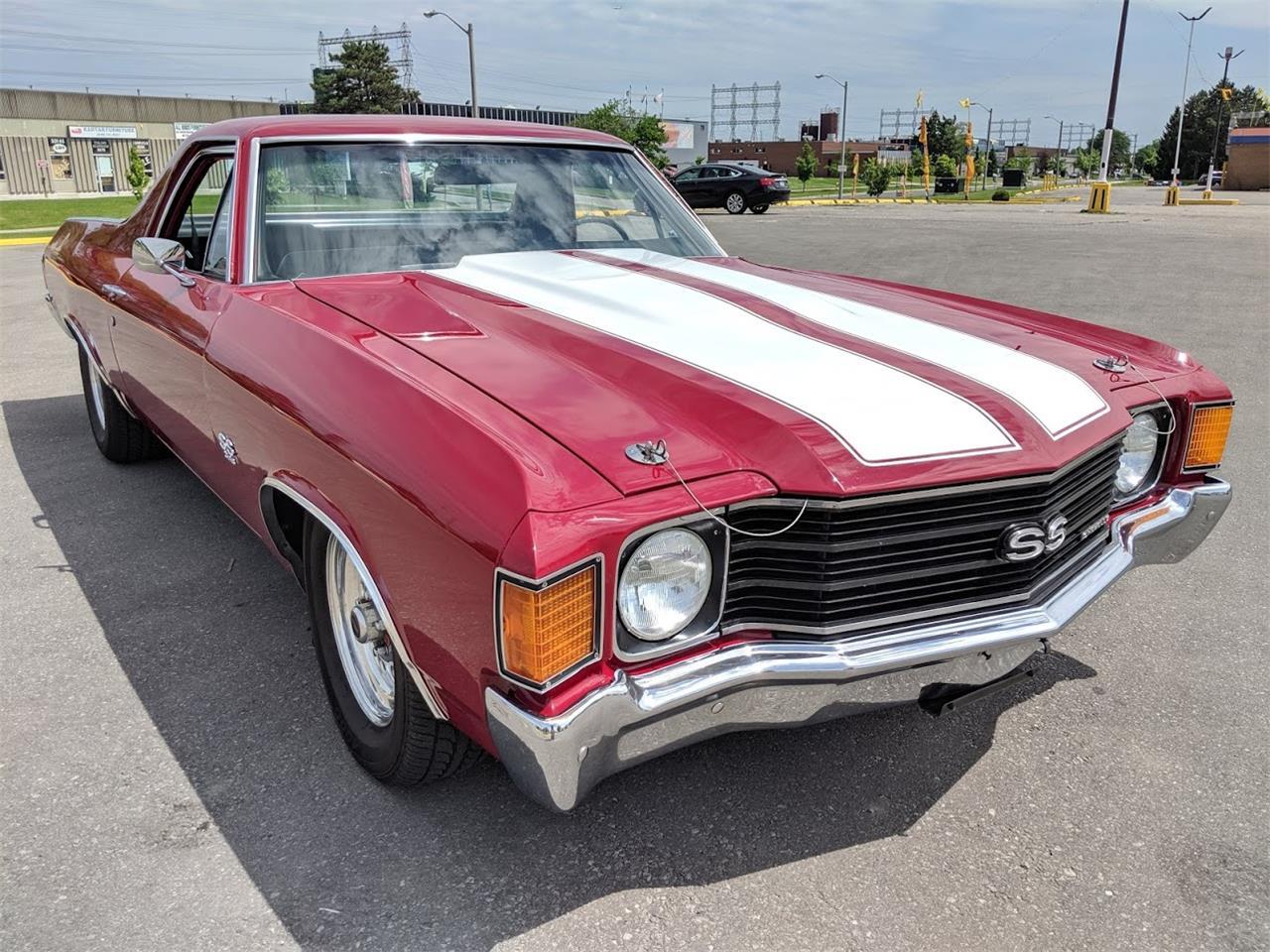 1972 Chevrolet El Camino (CC-1305525) for sale in Toronto, Ontario