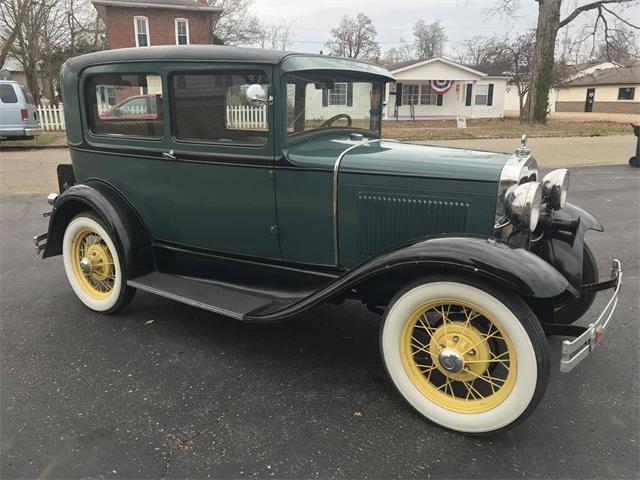 1930 Ford Model A (CC-1305529) for sale in Utica , Ohio
