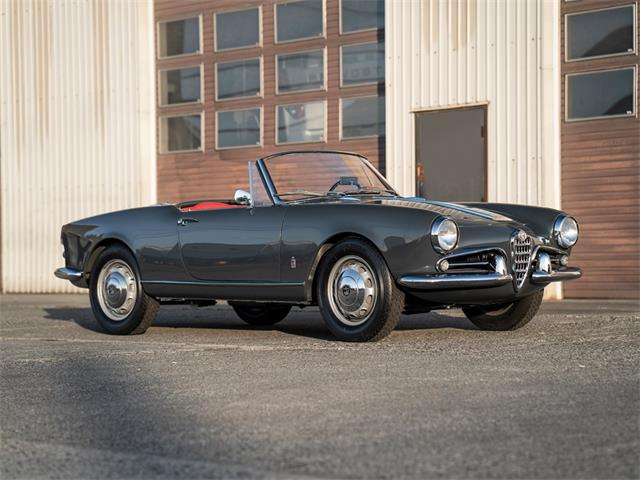 1960 Alfa Romeo Giulietta Spider Veloce (CC-1305536) for sale in Phoenix, Arizona