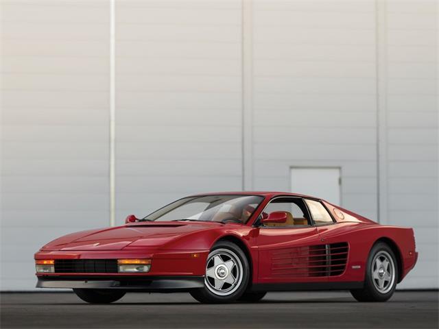 1987 Ferrari Testarossa (CC-1305557) for sale in Phoenix, Arizona